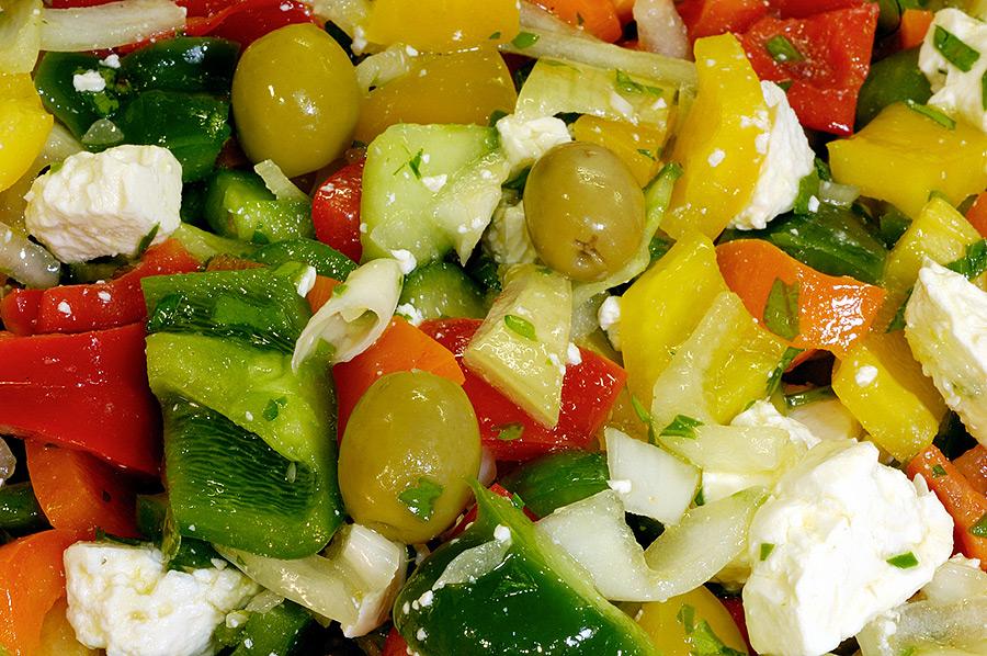 Salat von Fleischerfachgeschäft, Partyservice und Catering Lautenbach Bad Kreuznach