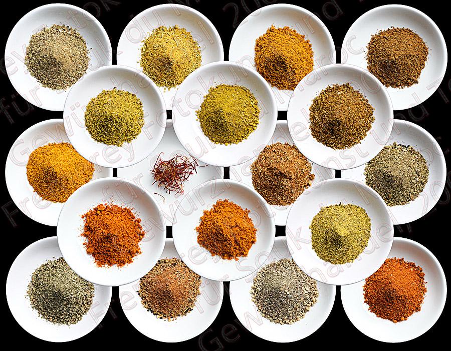 exotische Gewürzmischungen von Souk du Maroc geben Ihren Mahlzeiten eine besondere Note